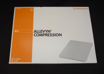 Smith & Nephew 66047584 ALLEVYN Compression FOAM Dressing, SIZE 15CM X 20CM BX/3