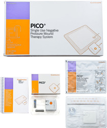 Smith & Nephew 66800958 Pico Negative Pressure Wound Therapy Kit 25 cm X 25cm KIT/1
