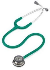 Littmann CLASSIC III Stethoscope, EMERALD (3M-5840)