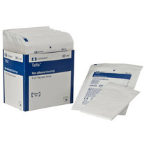 """Covidien 2132 Telfa Ouchless Non-Adherent Dressing, 3"""" x 4"""""""