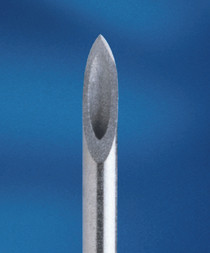 """BD 405170 Needle SPINAL QUINCKE 25 G x 3"""" BX/25"""