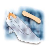 Calbenium Heel Protectors Self Adhesive One Size (CC213)