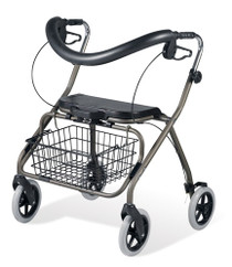 Guardian 07890TB Envoy Bariatric Adult Rolling Walker