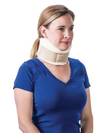 "3"" Foam Collar With Vinyl Strap (CLR-6241)"