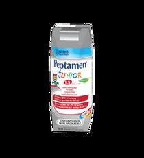Nestle Nutrition PEPTAMEN JUNIOR 1.5 UNFLAVOURED, 250ML CS/24 (NN-12142283)