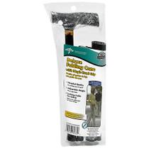 Medline MDS86430W ALUMINUM FOLDING CANE,BLACK (Case of 6)