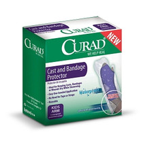 Medline CUR100KAA CURAD Cast Protectors,CHILD ARM,2/BX CS 6/CS