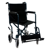 Advanced Health Care M9001 Lightweight Aluminium Transport Chair (DISCONTINUED) (AHC M9001)