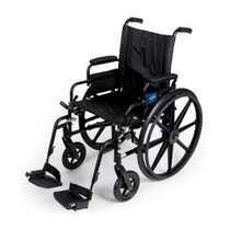 Medline MDS806500N WHEELCHAIR,EXCEL,K4,16,S/B DLA,S/A FT EA (Medline MDS806500N)