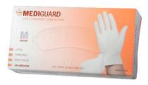 Medline MG1205 MediGuard Powdered Latex Exam Gloves, Medium CS 1000/CS (Medline MG1205)