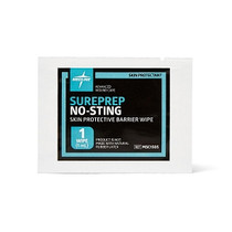 Medline MSC1505 SUREPREP WIPE,NO-STING,Barrier,FILM 500/CS