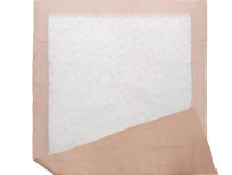 """Medline MSC241216 Protection Plus Polymer Underpads with Wings, 27"""" x 70"""" (Pack of 75)"""