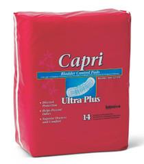 "Medline MSC327100 Capri Bladder Control Pads, 3.25X13"" (Case of 126)"