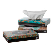 Medline NON243275 Facial Tissue Paper,Standard,5.7X7,40 SHT/200BX CS 200/CS