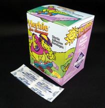 "15601 Band-aid 3/4"" x 3"" Plastic Herbie 100/bx"