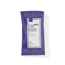 Medline MSC095231 ReadyBath Rinse-Free Shampoo and Conditioning Caps, 1/PK CS 30/CS (MDL MSC095231-CS)