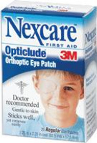 3M NEXCARE Bandaid Eye Patch Junior Opticlude (800-1537)
