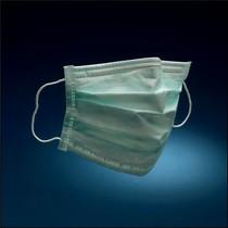 3M-1840 High Fluid Resistant Procedure Mask, Earloop BX/50