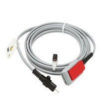 Electrosurgical Grounding Cable for Split Disposable Pads CLAMP 10FT