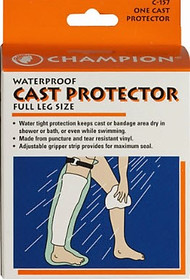 Champion 0157A Waterproof Cast Protector Full Leg