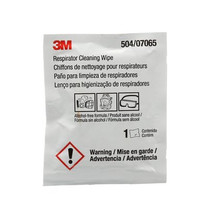 BX/100 WIPES,RESPIRATOR CLEANING