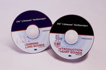 3M-5110 Littmann® Educational CD, Learning Lung Sounds, 5 each/case (3M-5110)