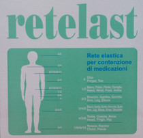 3M-RET257 BANDAGE ELASTIC NET RETELAST #7 - 25m