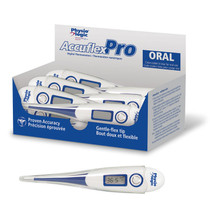 AMG 016-638 ACCUFLEX PRO DIGITAL ORAL THERMOMETER BX/12
