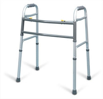 AMG 770-182 WALKER AIRGO DELUXE FOLDING TWO BUTTON BARIATRIC