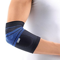 BSN-19400SMBEG BX/1 SILVER LABEL PROLITE KNIT ELBOW SUPPORT SMALL