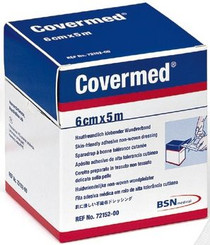 BSN-7215100 BX/1 COVERMED NON-WOVEN ADHESIVE DRESSING 4CM X 5M