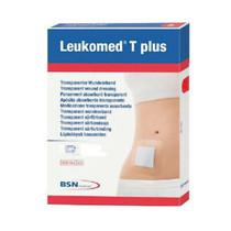 BSN-7238204 LEUKOMED T PLUS WATERPROOF ADHESIVE TRANSPARENT STERILE DRESSING W/ABSORBANT PAD 10CM X 30CM