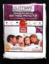 Sleep Safe Pad Twin