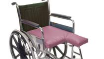 """6026 Amputee Seat (Hinge) Bilateral 16""""x16"""""""