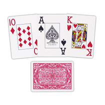 Jumbo Face Playing Cards-sgl (5098)