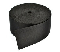 "2"" Black Nylon Webbing 8718 (4932)"