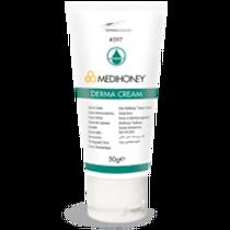 Derma Sciences 398 MEDIHONEY ANTIBACTERIAL HONEY, 20g TUBE, BX/5
