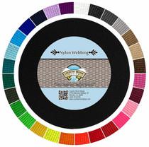 "DRIVE DEVILBISS 1"" White Nylon Webbing (4927)"