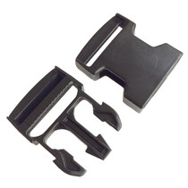 "2"" SR Buckle Black (4924)"
