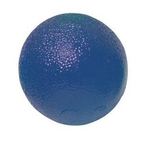 FAB 101494 CANDO GEL HAND EXERCISE BALL ,BLUE, HEAVY STRENGTH (FAB 101494)