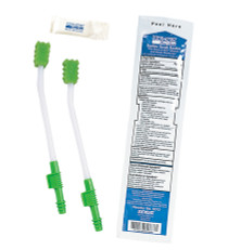 Sage 6570-C TOOTHETTE ORAL CARE SUCTION BRUSH PEROX-A-MINT (NON-RETURNABLE) CS/100PK (2/PK)