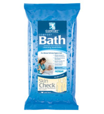 Sage 7900A NO-RINSE BATHING WIPES, PK/8
