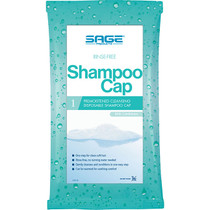 Sage 7909 Comfort® Rinse-free Shampoo Cap