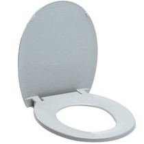 Invacare 1112182 REPLACEMENT SEAT & LID FOR COMMODE