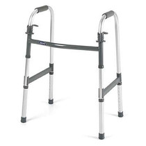 Invacare 6291JR I-CLASS DUAL RELEASE PADDLE FOLDING WALKER, JUNIOR (NON-RETURNABLE)