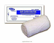 "Invacare 207047 B. Soft Conforming Roll 4""X 75"",Sterile,BX12 (ISG 207047)"