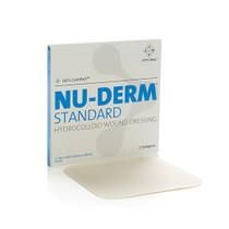JNJ-HCF208 (CS4) TY/5 NU-DERM STANDARD HYDROCOLLOID WOUND DRESSING 20CM X 20CM