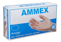 MED 2206 BX/100 ALLIANCE NON-LATEX GLOVES MEDIUM, LIGHTLY POWDERED (MED 2206)