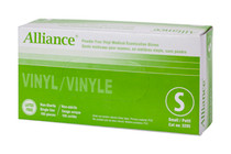 Alliance 2208 NON-LATEX GLOVES, LIGHTLY POWDERED, BX/100, X-Large