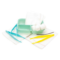 Alliance D101108 Plastic Sterile dressing tray